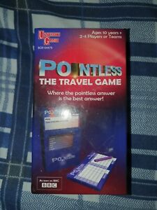 Pointless The Travel Game Travel Game BBC Game Show