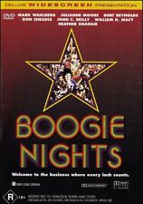 BOOGIE NIGHTS - Dirk DIGGLER (Mark WAHLBERG Heather GRAHAM Burt REYNOLDS) DVD R4