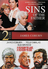 SINS OF THE FATHER / A REASON TO LIVE, A REASON TO DIE (2-FILMS JAMES COBU (DVD)