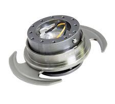 NRG Universal Steering Wheel Quick Release Hub Kit Gen 3.0 Gun Metal Body New