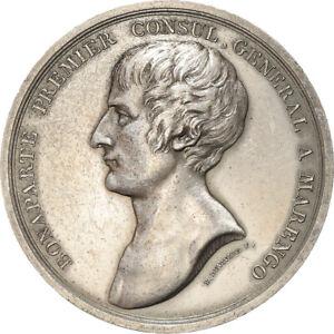 [#180980] France, Médaille, Napoléon Bonaparte, Paix de Lunéville, History, 1972