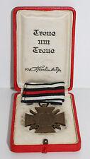 FEK in Schachtel Frontkämpfer Ehrenkreuz Orden Abzeichen