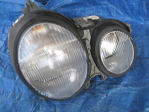 Mercedes W210 EClass E320 E320 E430 OEM Halogen Headlight Passenger Right '96-00
