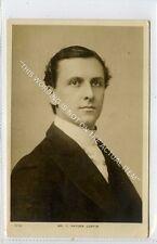 (Ga7719-100) Real Photo of Mr C.Hayden Coffin, Theatre Actor 1904 Used G-VG