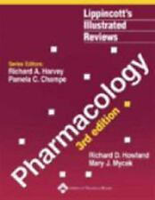Pharmacology, 3rd Edition (Lippincott's Illustrated Reviews Series)-ExLibrary