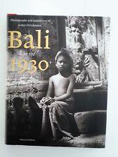 Bali in the 1930s - Photographs and Sculptures by Arthur Fleischmann
