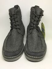 Toms Mens Searcher Boots In Grey UK Size 7 EU 40.5 US Size 8