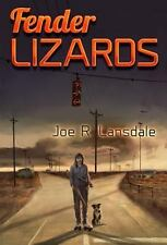 JOE R. LANSDALE Fender Lizards SIGNED Limited Edition incl BONUS STORIES as new