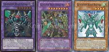 Yugioh Gladiator Beast Budget Deck #1 - Laquari - Gyzarus - Heraklinos 44 Cards