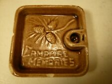 VINTAGE HOLIDAY RANCH CERAMIC INCENSE BURNER NOVELTY FIFTIES COLLECTIBLE SNUFFER