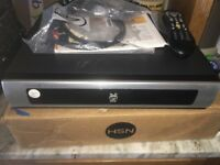 TiVo Series 2 DT Digital Video Recorder TCD649080 80GB DVR with used REMOTE!!