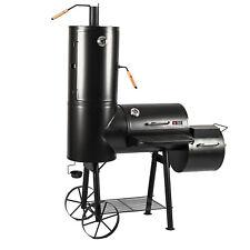 Smoker Grill Räucherofen Multifunktions Smokergrill Barbecue Holzkohlegrill *NEU