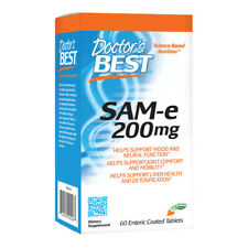 SAM-e, 200mg x 60 Tablets , Joints + Arthritis - Doctors Best