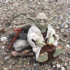 Meister Yoda Jedi Sammelfigur Star Wars Film/Gaming Merchandise NEU