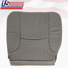 2002 2003 Dodge Ram 1500 ST Driver Bottom Replacement Fabric Seat Cover Taupe