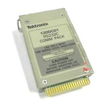 TEKTRONIX 1200C01 RS232C COMM PACK