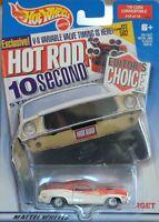 Hot Wheels Target Editors Choice Series 1 Hot Rod Mag '70 Cuda Convertible 2000