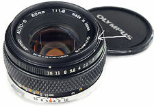 Olympus om 50mm 1.8 Zuiko -