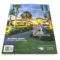Homes & Estates Luxury Living Worldwide Winter 2019/20 Magazine New