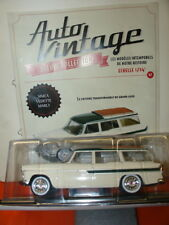 AUTO VINTAGE SIMCA VEDETTE  MARLY N° 41