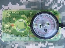 BNIP CAMMENGA PROTRACTOR COMPASS - TRITIUM DESTINATE USA MODEL D3T - NOV. 2017