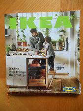 NEW IKEA 2016 HOME KITCHEN BATH DECOR CATALOG. magazine