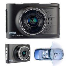"3"" Vehicle 1080P Car DVR Camera Digital Video Recorder Dash Cam G-Sensor AVI USB"