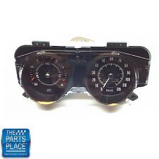 1969-72 GTO LeMans / Grand Prix Dash Gauge Cluster Fuel Oil Speed Kit
