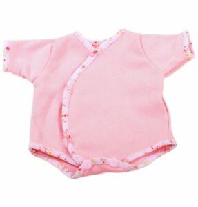 Götz 3402425 Bekleidung für Babypuppen - Body pink Gr. M