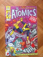 THE ATOMICS #6 MIKE ALLRED VERY FINE/NEAR MINT (F53)