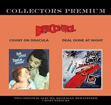 Birth Control, Broes - Count on Dracula/Deal Done at Night [New CD]