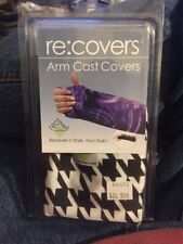 My Recovers Arm Cast Cover Weather Cover in Houndstooth Small See Photos