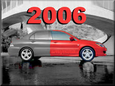 2006 MiTSUBISHI LANCER ES OZ SE Ralliart Service Manual Maintenance