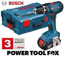 new - Bosch GSR 18-2 -Li PLUS LS Combi Cordless Drill 06019E6170 3165140817769 V
