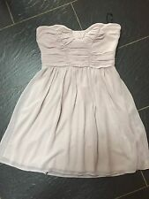 PRIMARK ATMOSPHERE SHELL PINK DRESS SIZE 10 BRAND NEW
