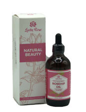 Rosehip Seed Oil by Leven Rose - Pure, Cold Pressed, Unrefined - 4 oz