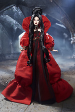 NRFB Haunted Beauty Vampire Gold Label Collector Limited Barbie Doll 2013