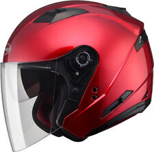 GMAX OF77 OPEN FACE HELMET L (CANDY RED)