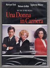 dvd UNA DONNA IN CARRIERA Harrison FORD Melanie GRIFFITH Sigourney WEAVER
