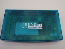 TRENDNET TEW-PS3A WIRELESS PRINT SERVER