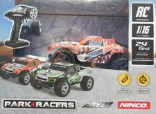 ** Ninco NH93089 Park Racers 1:16 Scale -  Abyss Orange Truggy 2.4G RTC Vehicle