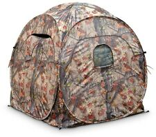 Hunting Ground Blind Outdoor Gear  Camo Panel Spring Steel Tent Deer Hunting
