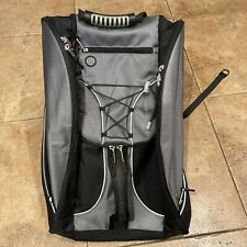 Athalon 330 Everything Boot Bag / Backpack - Black and Gray