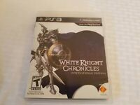 White Knight Chronicles International Edition PS3 sony playstation network
