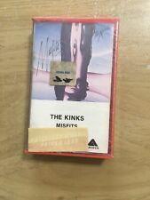 The Kinks by Misfits (U.S.) (Cassette, Mar-1997, Caroline Distribution) Sealed