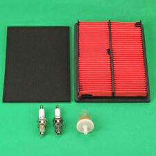 Air Fuel Filter Spark plug For HONDA GX610 GX620 GX670 17210-ZJ1-841 Engine