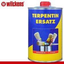 Wilckens 1 l Terpentinersatz Reiniger Verdünner Terpentin Pinsel Farbe Lack
