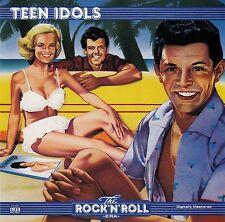 THE ROCK 'N' ROLL ERA : TEEN IDOLS / CD (TIME-LIFE MUSIC TL 516/21) TOP-ZUSTAND