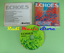 CD MOJO ECHOES compilation PROMO 2013 TAME IMPALA TEMPLES TOY (C8) no mc lp dvd