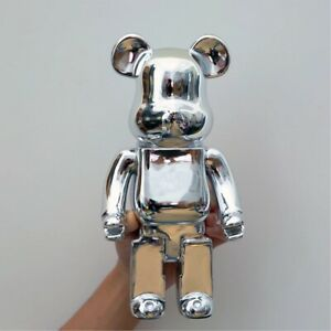 28Cm Bearbrick 400% Gloomy Home Decoration Resin Kid Toy Gift Action Figure 2021